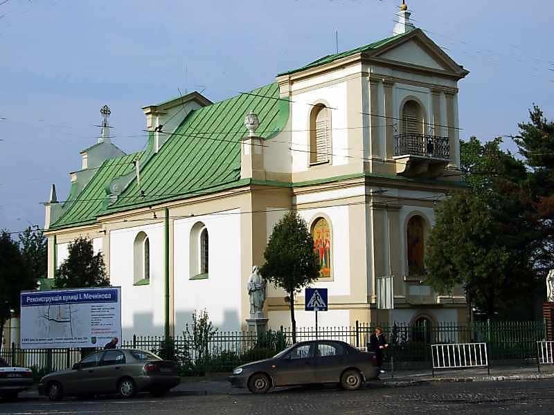 Церква св.Петра і Павла (№ 82а)