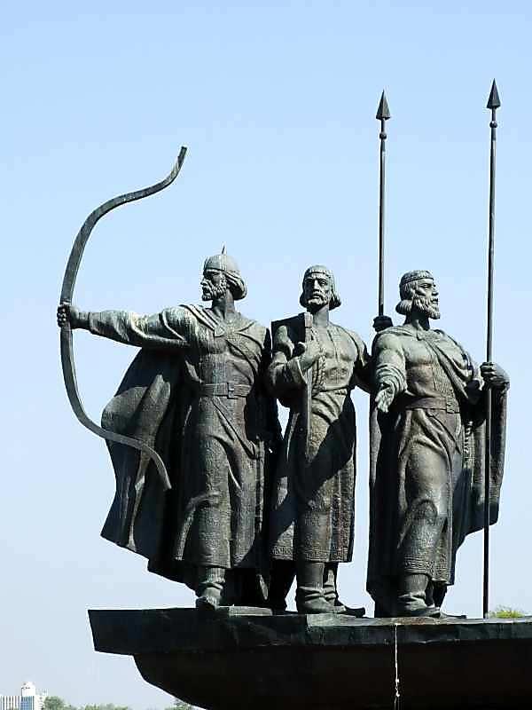 Хорив, Щек, Кий
