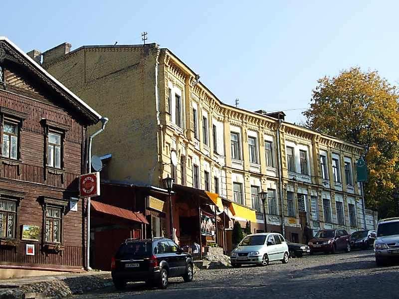 Житловий будинок з історією (№ 21)