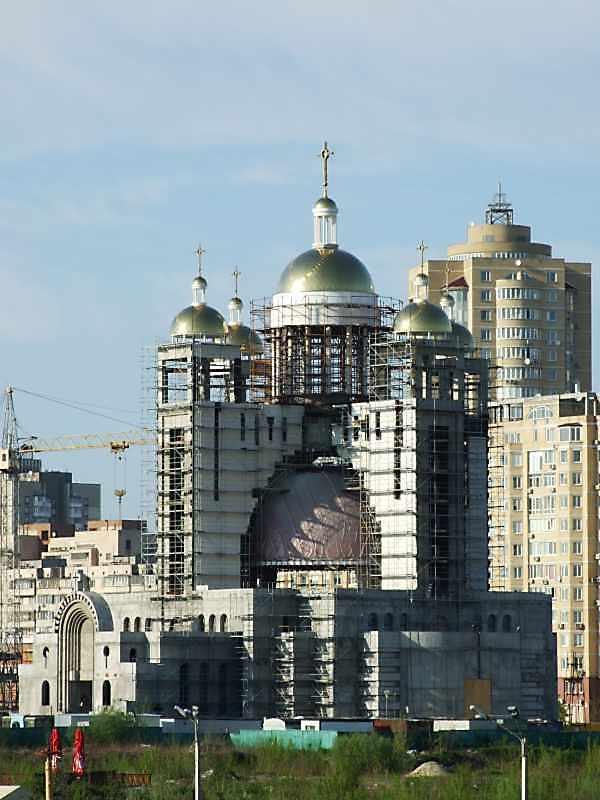 2008 р. Загальний вигляд собору з південного заходу
