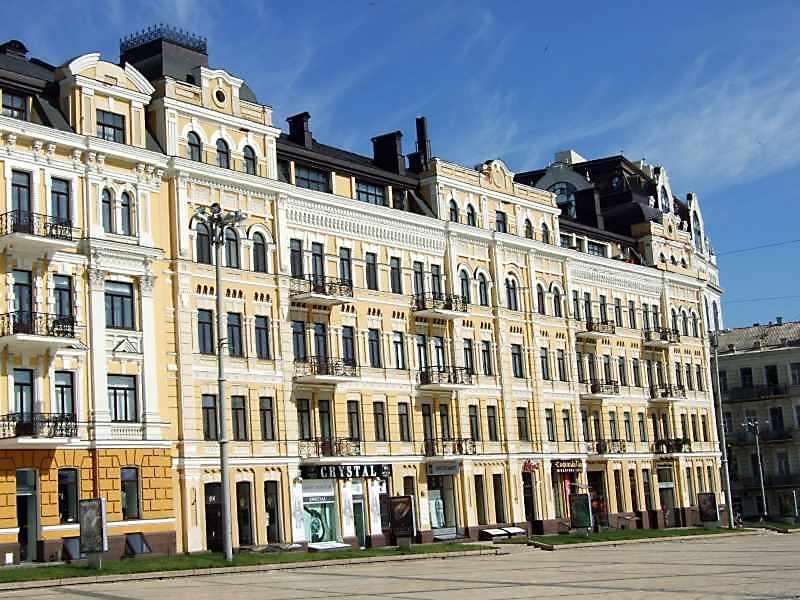 2008 р. Загальний вигляд з боку Софійської площі