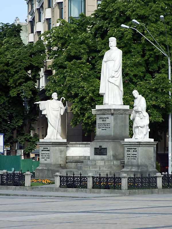 Пам'ятник кн.Ользі