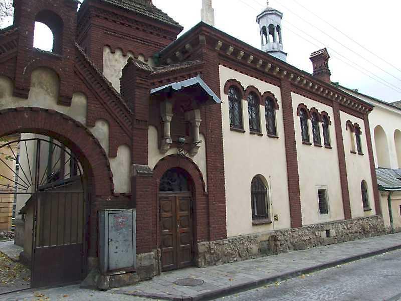 2008 р. Будинок ксьондза. Загальний вигляд з північного сходу