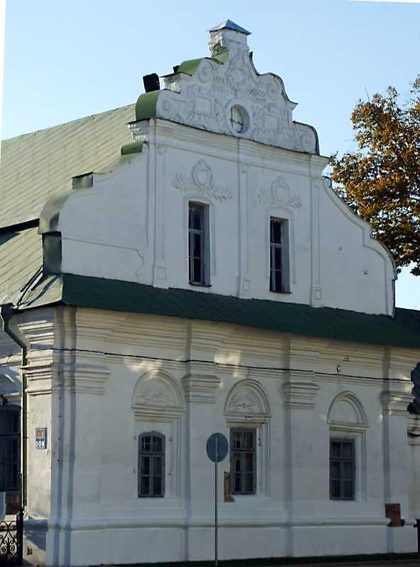 Східний фасад