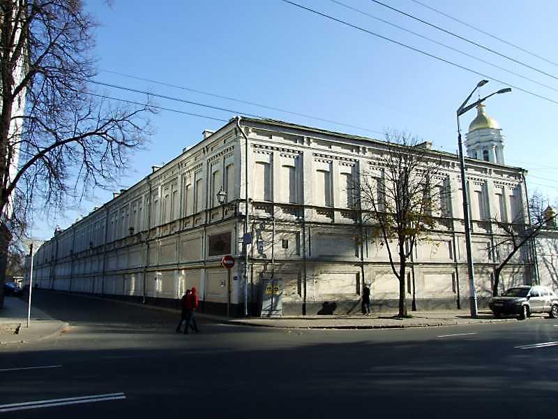 2008 р. Загальний вигляд (зліва – Лаврський провулок, справа – вул. Мазепи)