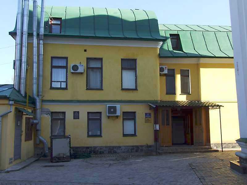2008 р. Фрагмент західного фасаду. Вигляд із заходу