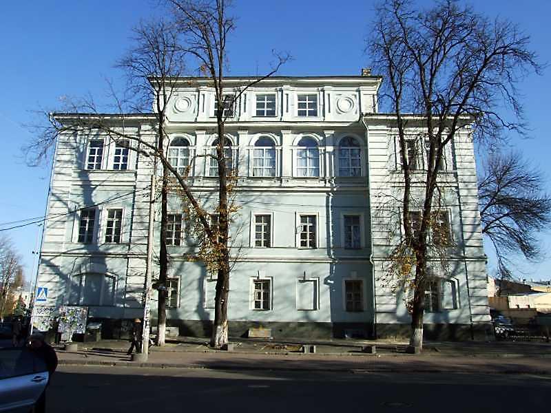 2008 р. Фасад по вул. Покровській