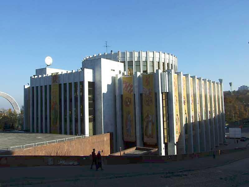2008 р. Загальний вигляд з боку вул. Костельної