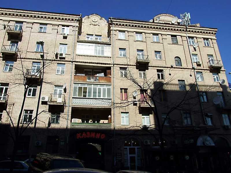 2009 р. Фасад по вул.Б.Грінченка