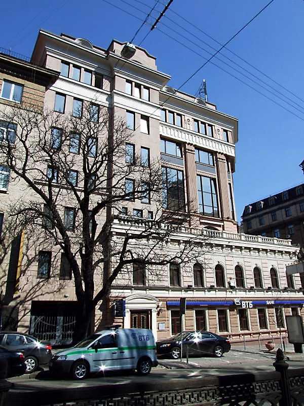 2009 р. Фасад по бульвару Шевченка