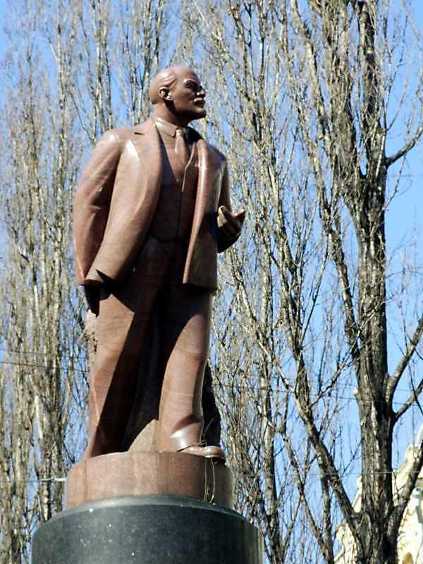 Пам'ятник В.І.Леніну