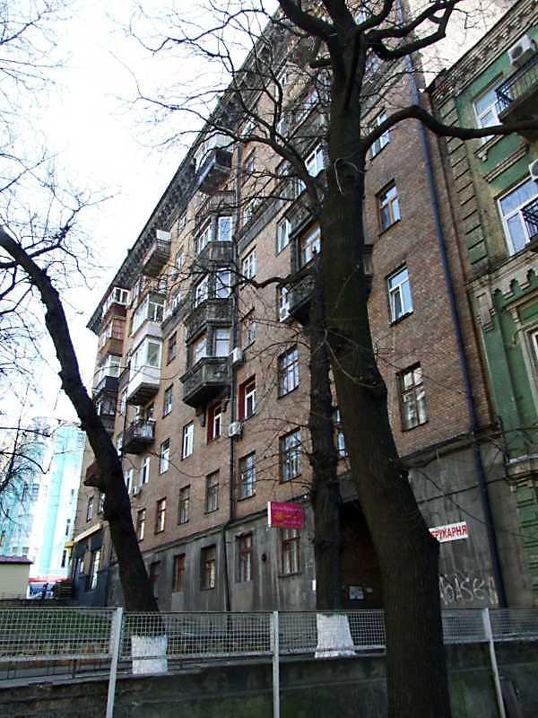 2009 р. Загальний вигляд з боку вул. Паньківської