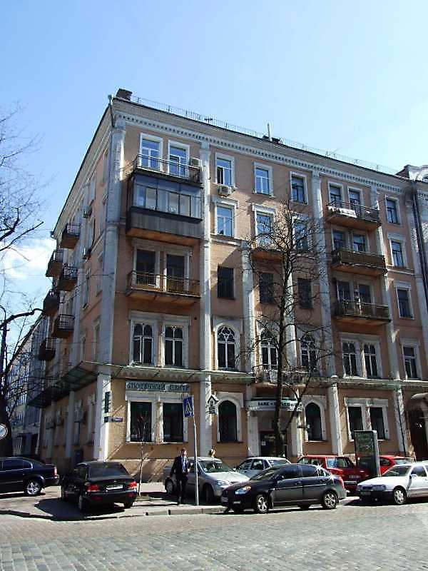 Житловий будинок з історією (№ 37 / Малопідвальна, 29)