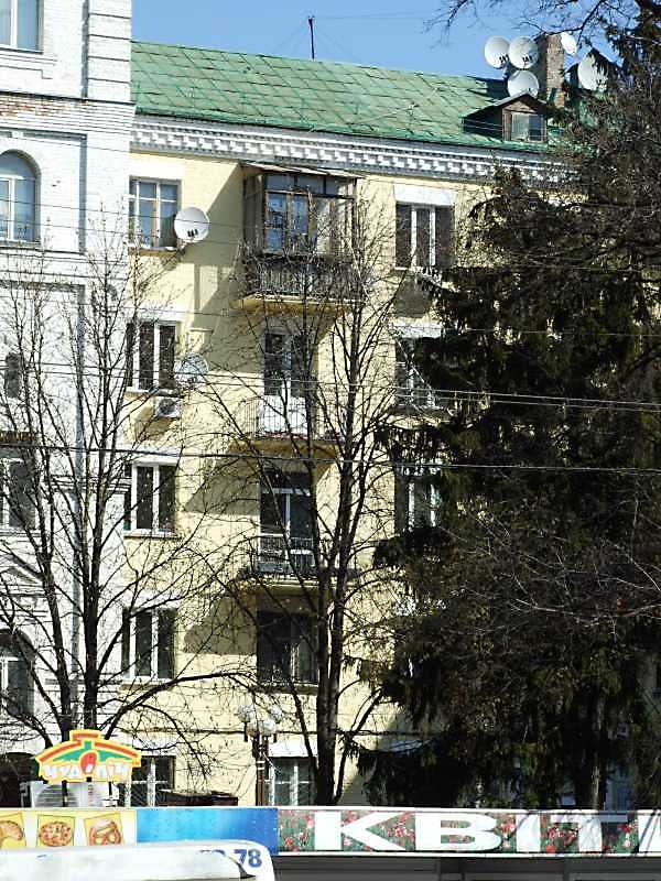 Житловий будинок (№ 4а)