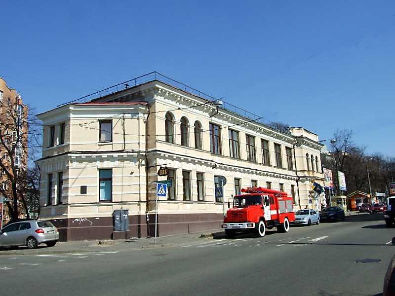 2009 р. Загальний вигляд з боку вул. Воровського