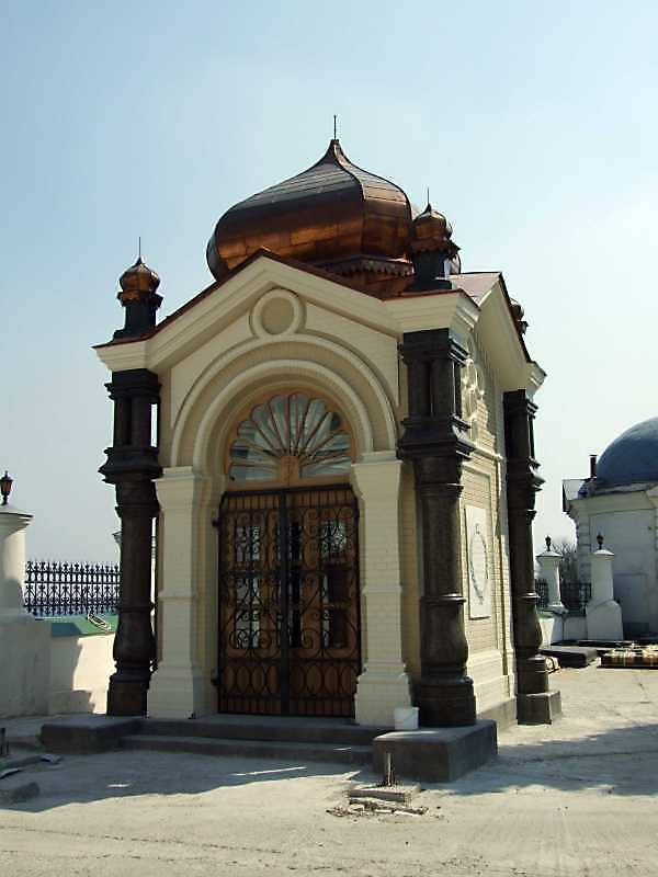 Каплиця О.П.Безака