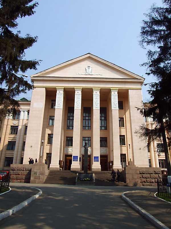 Медичний інститут (№ 34 – 36)