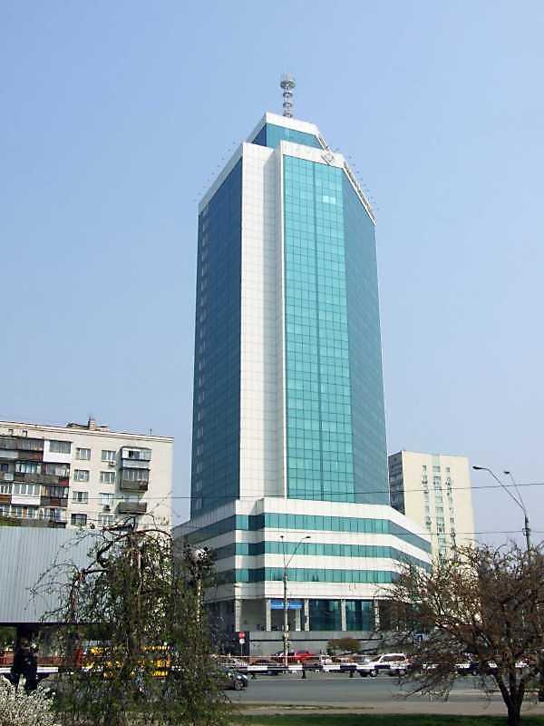 Офісний центр (№ 14)