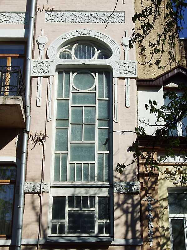 Вікно 2-3-го поверхів