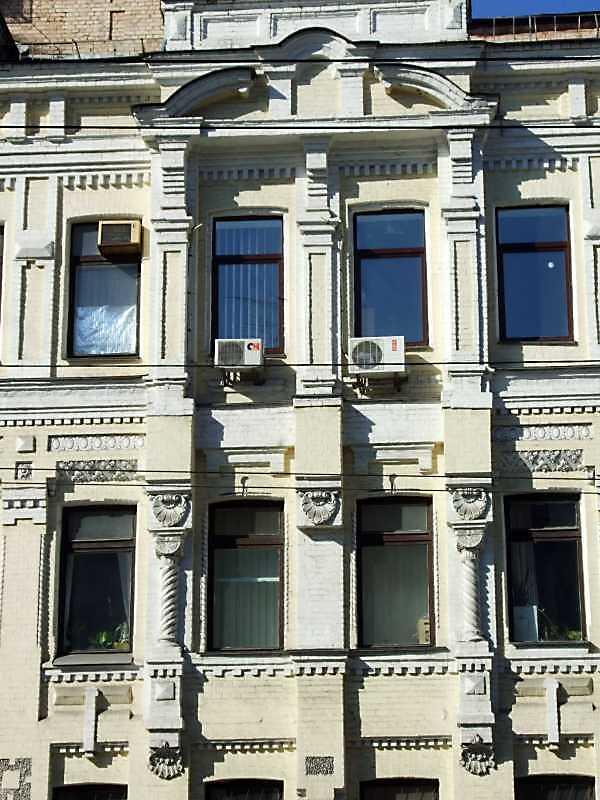 Фрагмент 2-3-го поверхів