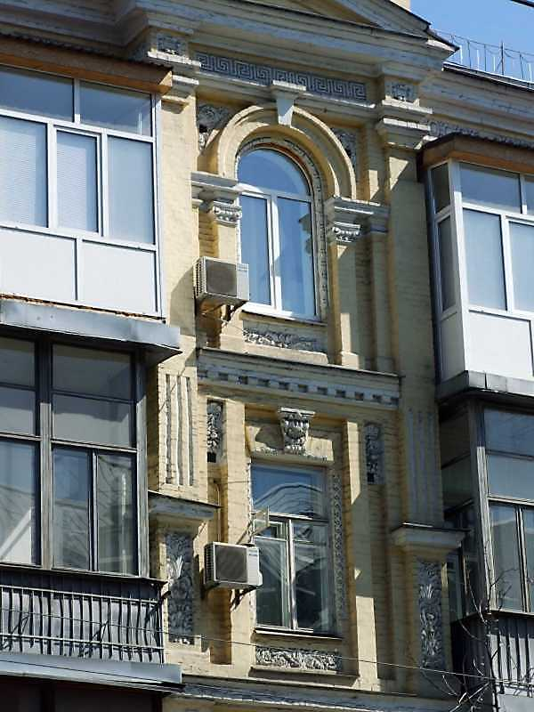 Фрагмент 3-4-го поверхів