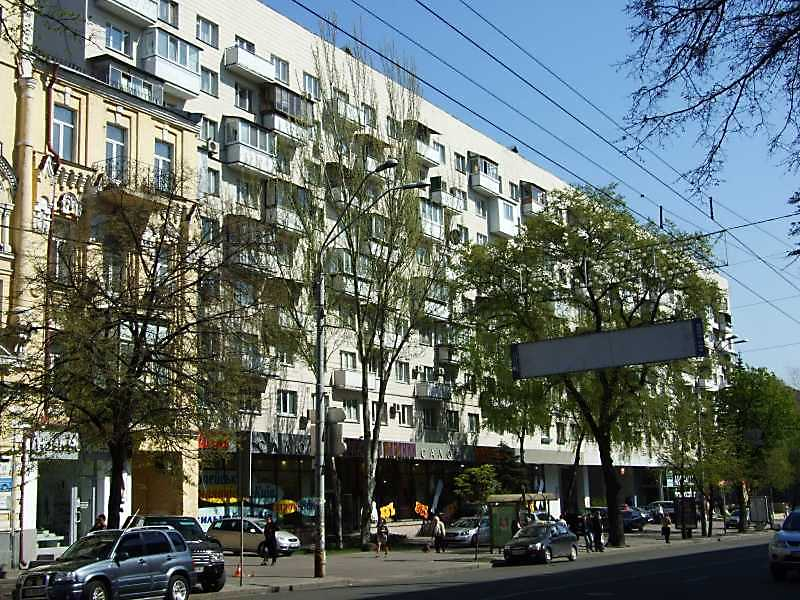 Житловий будинок (№ 85 – 87)
