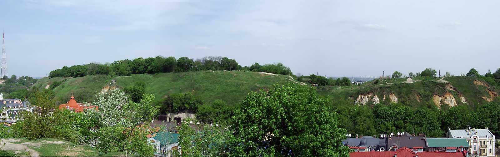 2010 р. Панорама з Клинця