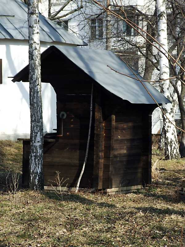 2011 р. Криниця. Вигляд з південного заходу