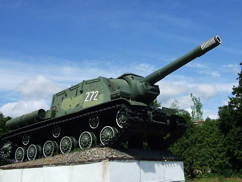 ЙСУ-152