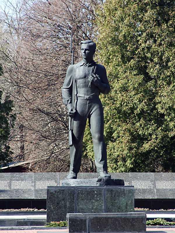 Меморіал студентам і викладачам Київського сільськогосподарського інституту