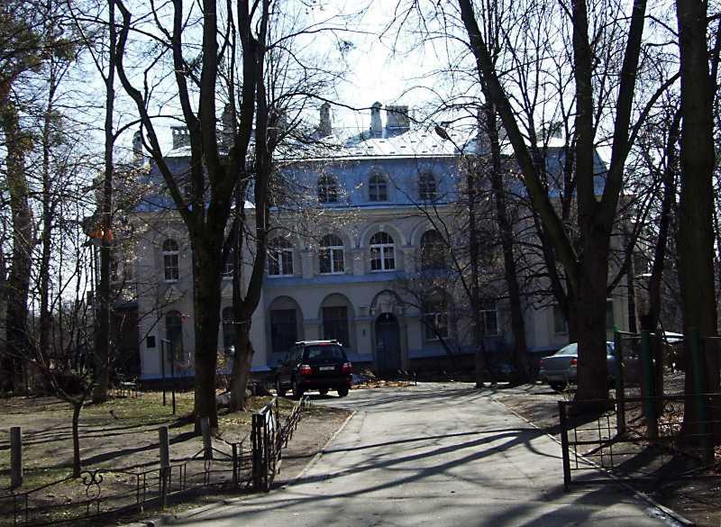 Будинок професорів (№ 21)