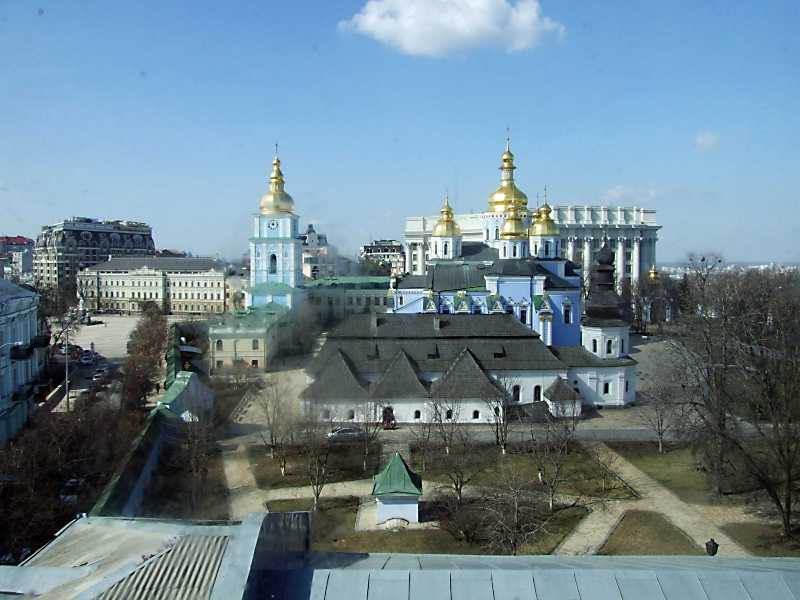 Михайлівський Золотоверхий монастир (№ 6)