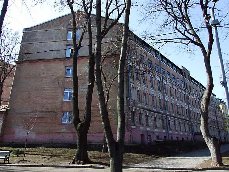 Монастирський готель (№ 4а)
