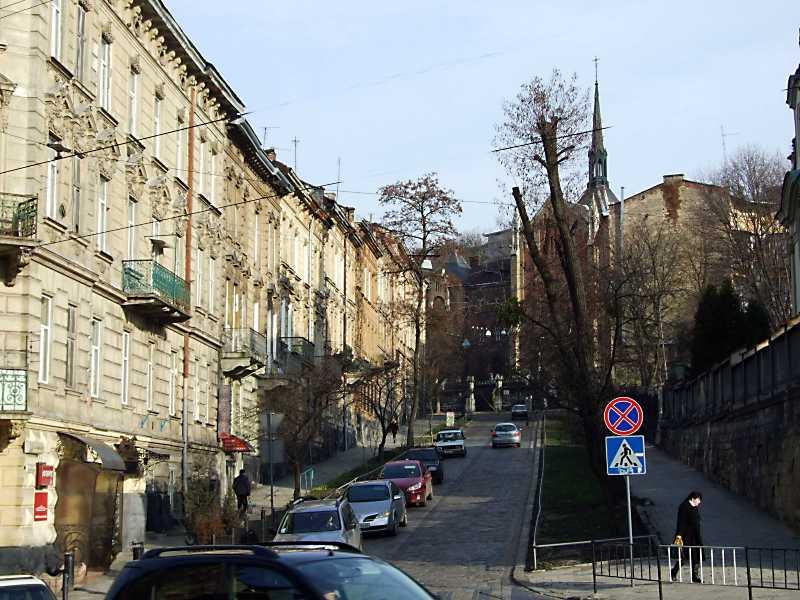 Заньковецької вул.