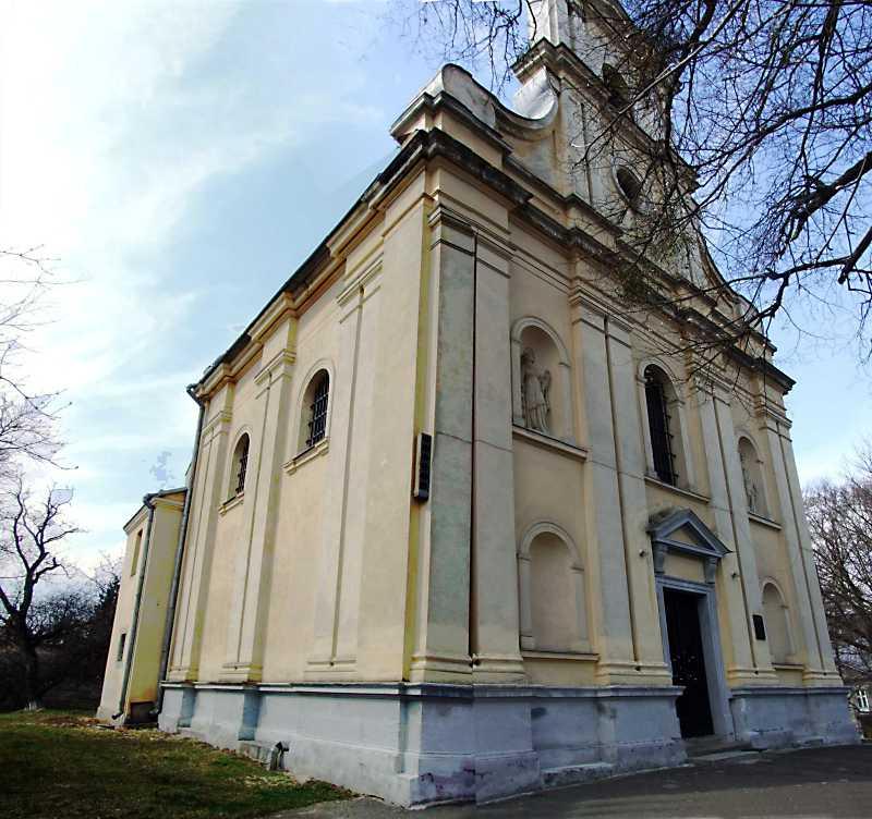 Костел св.Софії (№ 121а)
