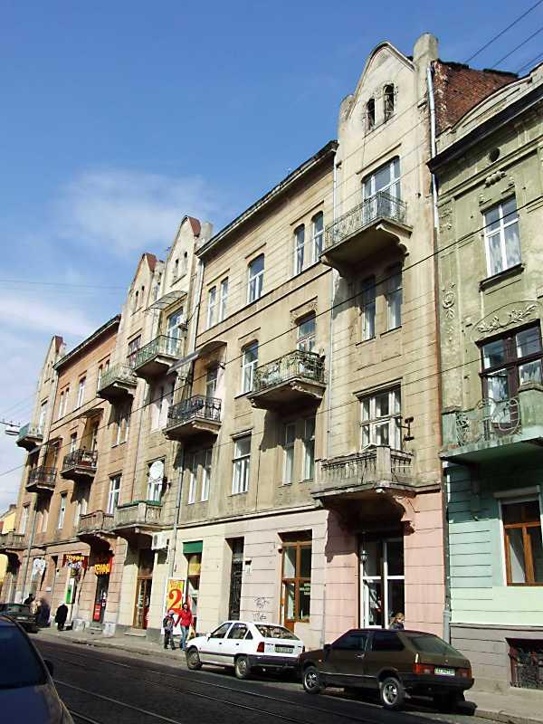 Житловий будинок (№ 85)