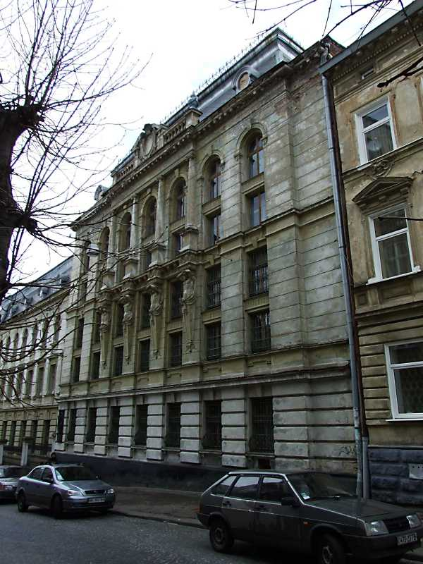 Бібліотека університету (№ 7)