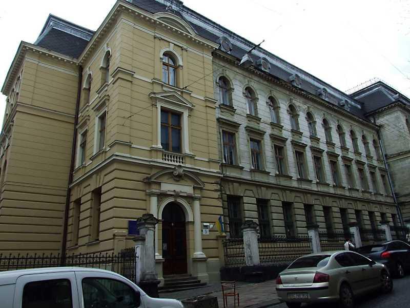 Бібліотека університету (№ 5)