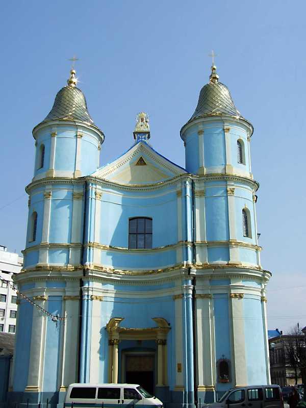 Костел вірменський (№ 7)