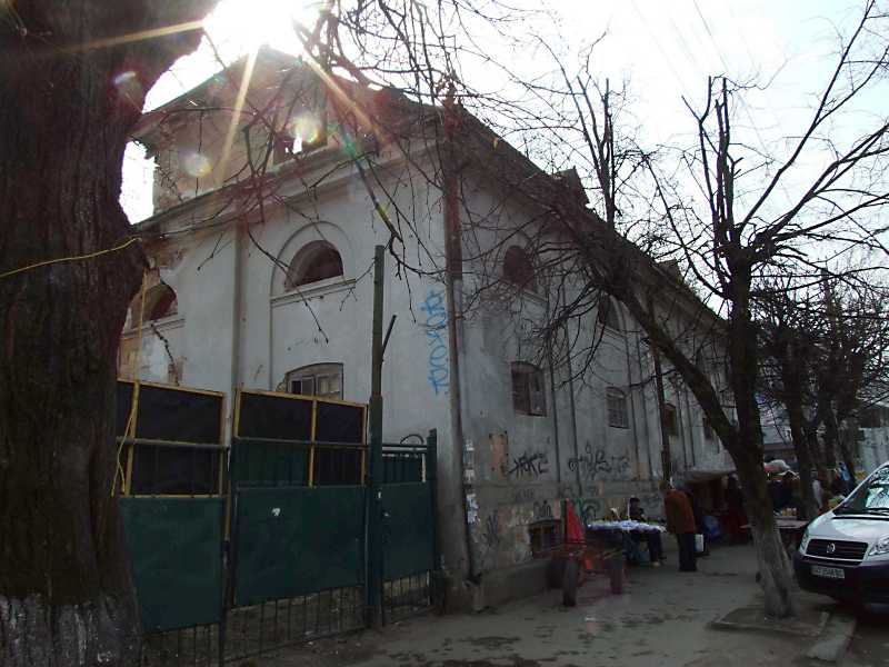 2012 р. Загальний вигляд з боку вул. Новгородської