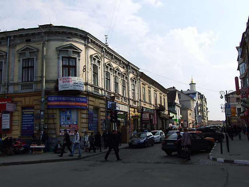 2012 р. Перспектива вул. Галицької
