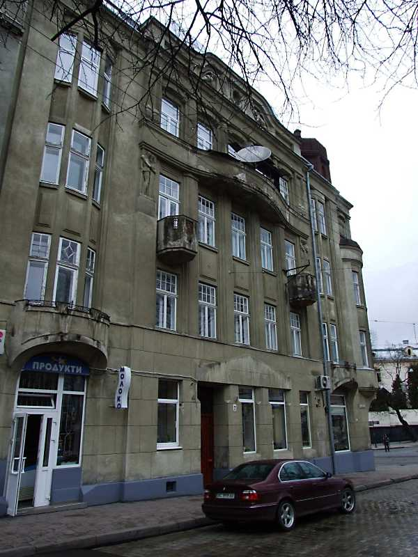 2012 р. Загальний вигляд з боку вул. Чернігівської