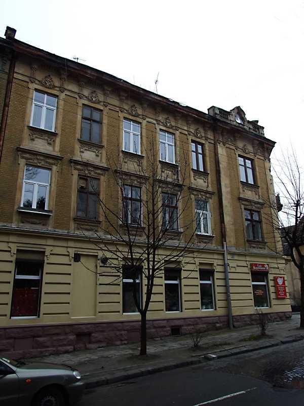 2012 р. Загальний вигляд з боку вул. Чехова
