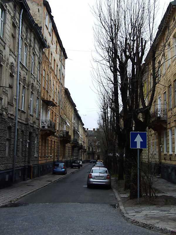 Верхратського вул.