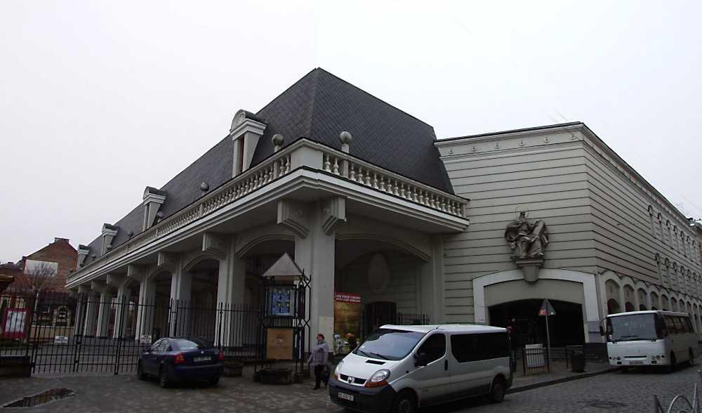 Палац мистецтв (№ 17)