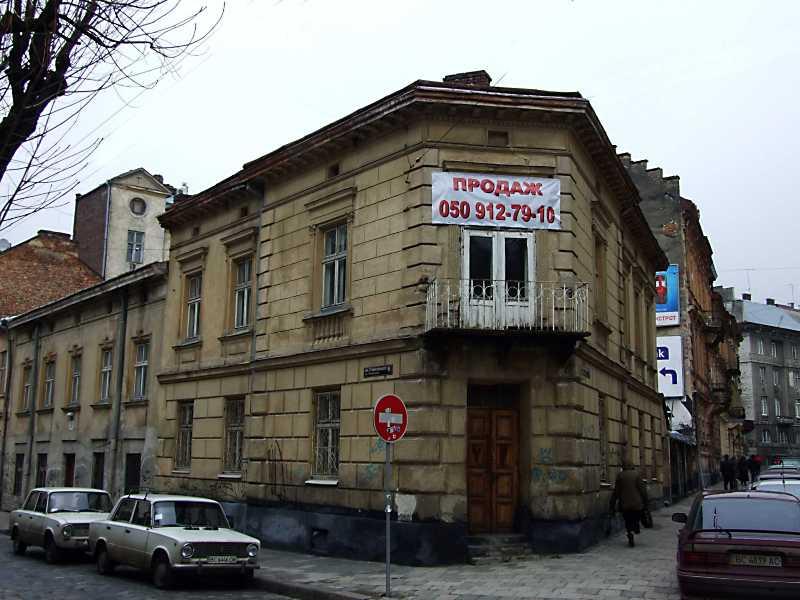 Житловий будинок (№ 31а)