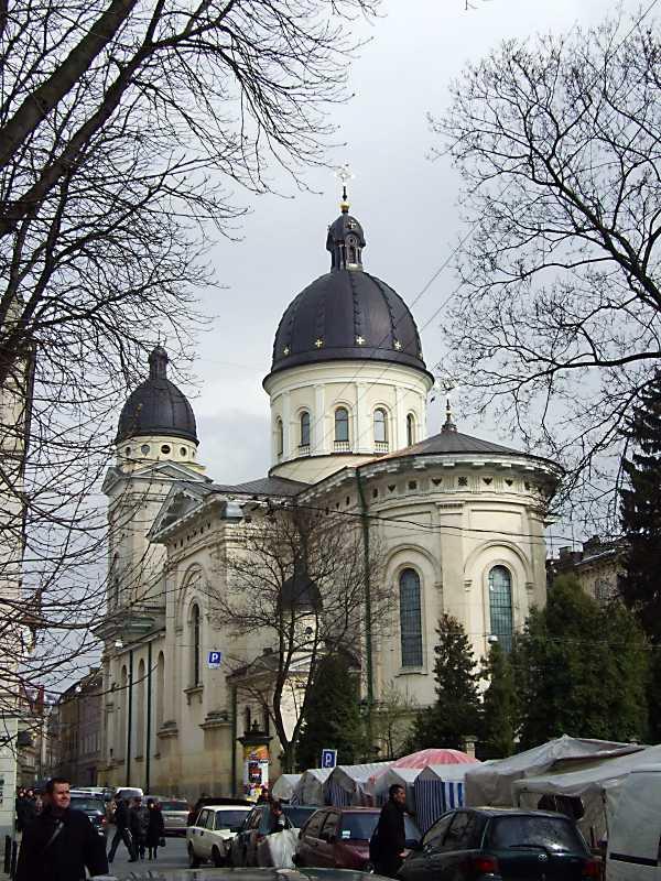 Церква Преображення (№ 21)