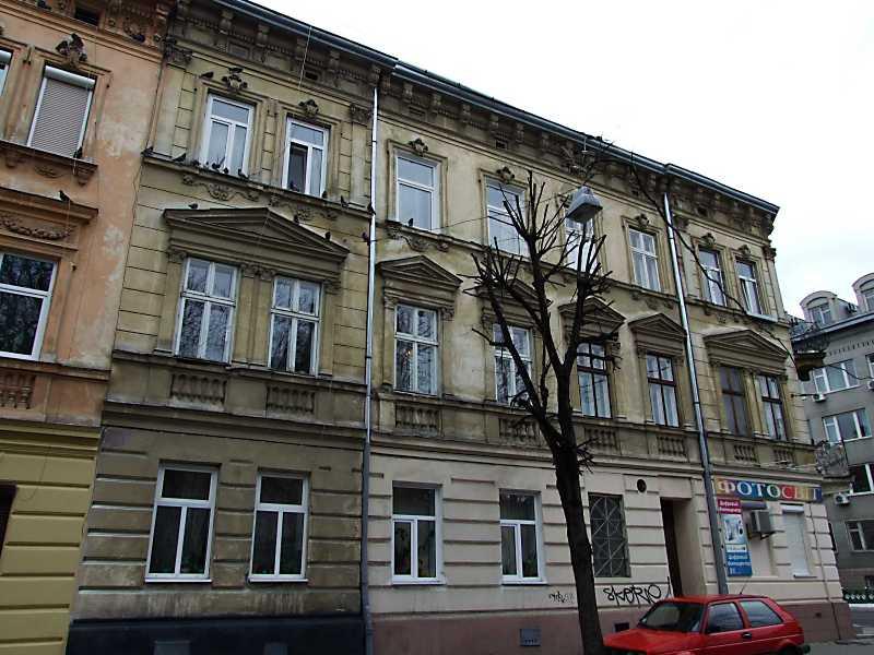 2012 р. Загальний вигляд з боку вул. Сковороди