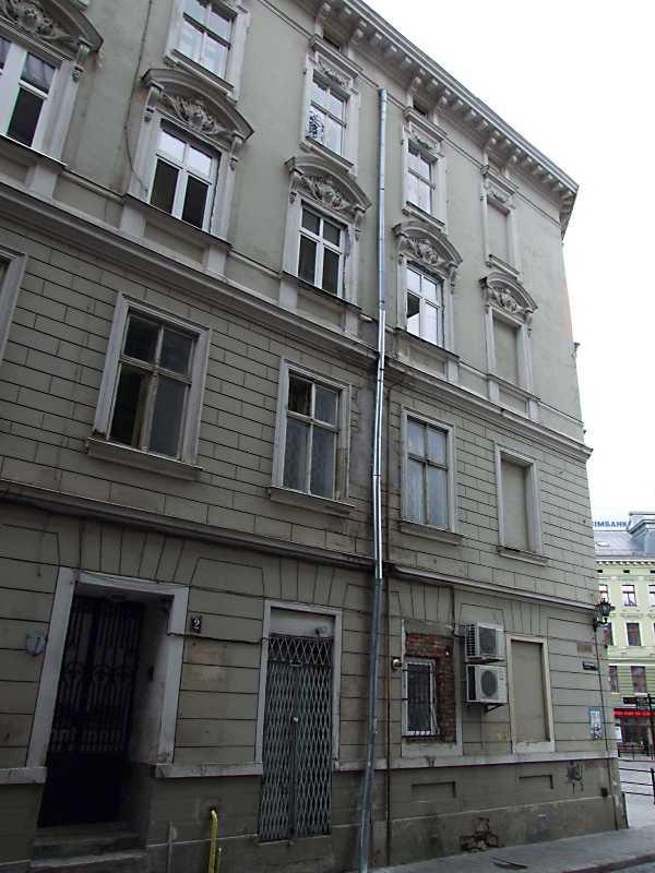 2012 р. Фасад по вул. Валовій