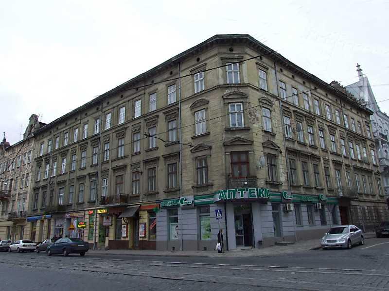 Житловий будинок (№ 47)